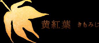 黄紅葉(きもみじ)
