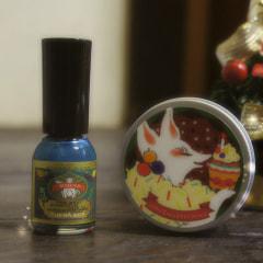 クリスマス限定コフレに新色!