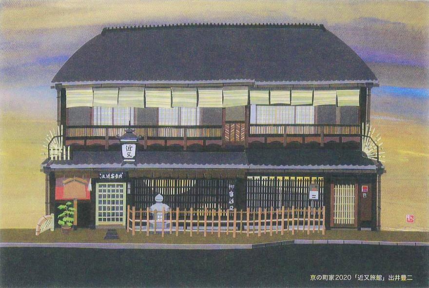 出井豊二さんの作品展