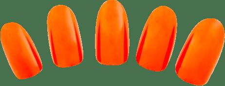 橙(だいだい)カラーサンプル
